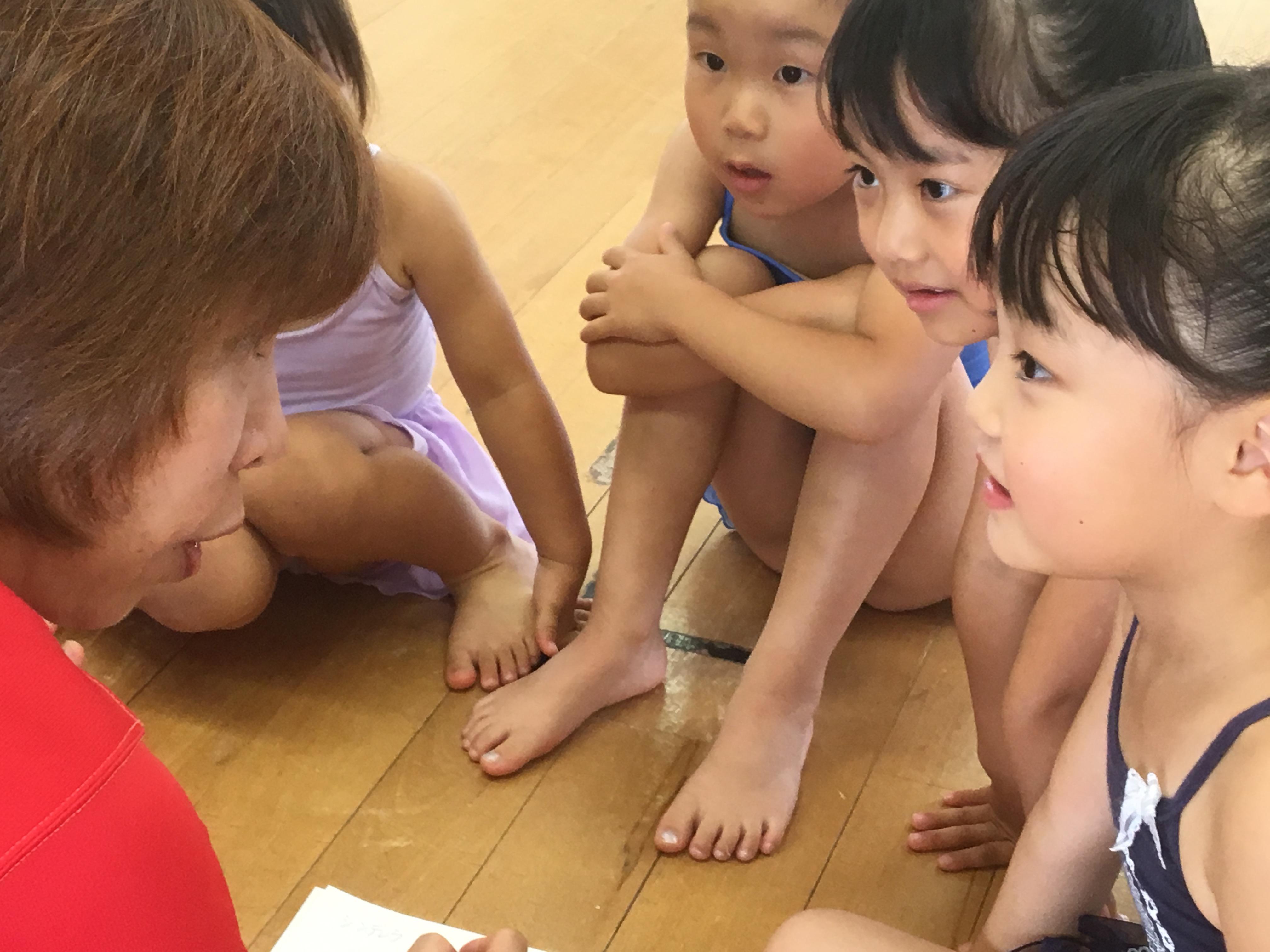 若尾バレエ学園写真